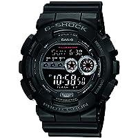 Casio GD100-1B G-Shock Military Mens Watch (Black)