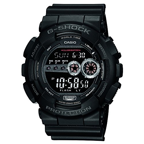 Casio G-Shock GD-100-1B Watch (Amazon G Shock compare prices)