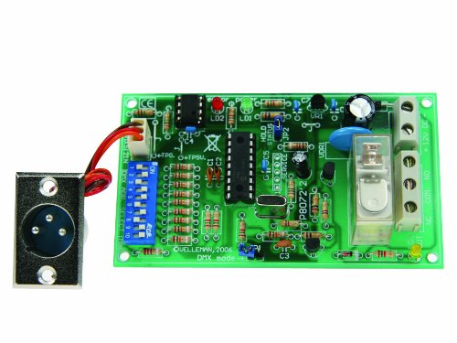 DMX Controlled Relay, Factory Assembled & Tested discount price 2016