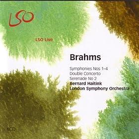 Brahms: Symphonies Nos. 1 - 4, Tragic Overture, Double Concerto, Serenade No. 2