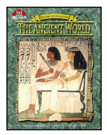 Lorenz Corporation MP3394 History of Civilization- The Ancient World- Grade 7-12 - 1