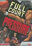 img - for Full Court Pressure (Sports Illustrated Kids Graphic Novels) book / textbook / text book