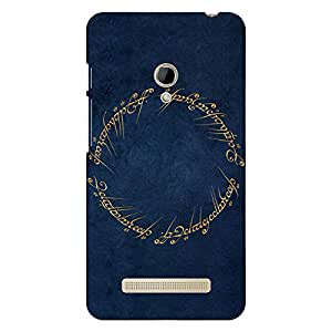 Jugaaduu LOTR Hobbit Back Cover Case For Asus Zenfone 5