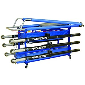 Jaypro Sports VEC-1 Volleyball Equipment Carrier by Jaypro