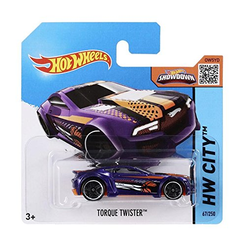 Hot Wheels Euro Checklane - 50 Pack