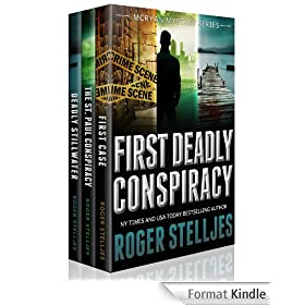 First Deadly Conspiracy - Box Set (McRyan Mystery Series) (English Edition)