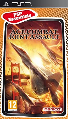 Ace Combat Joint Assault - Essentials (PSP)