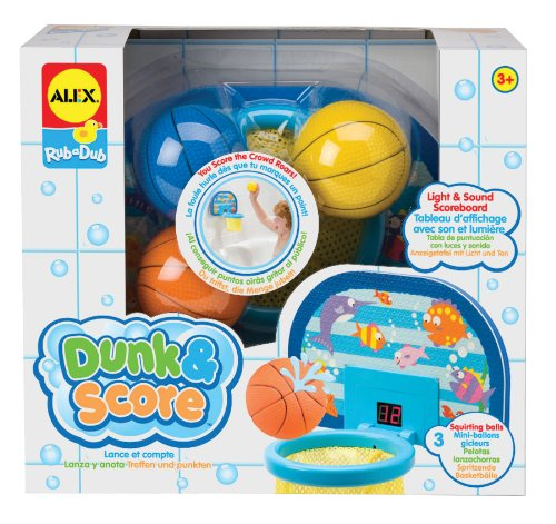 ALEX Toys Rub a Dub Dunk & Score