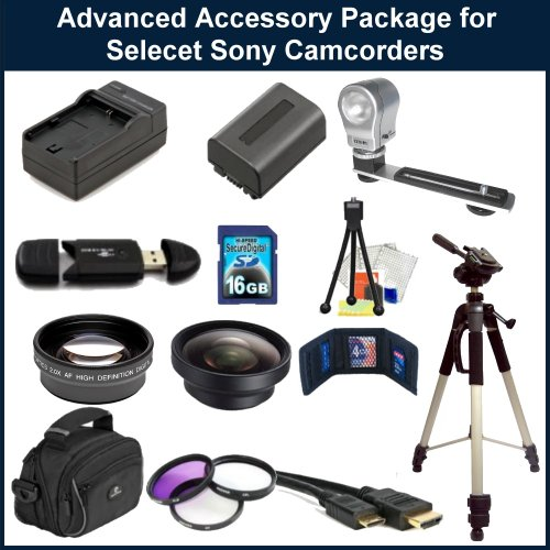 Accessory Package for Sony