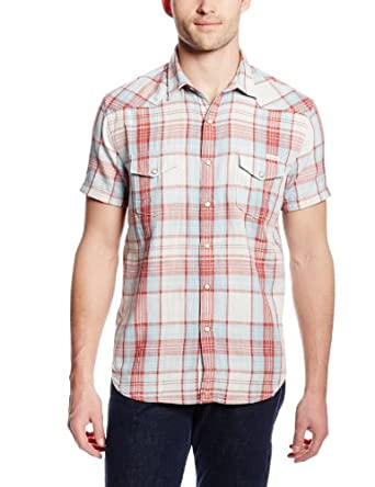 Buy Lucky Brand Mens Classic Western Shirt by Lucky Brand