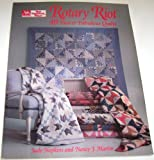 Rotary Riot: 40 Fast and Fabulous Quilts (0943574862) by Hopkins, Judy