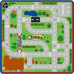 Tonka Game Rug