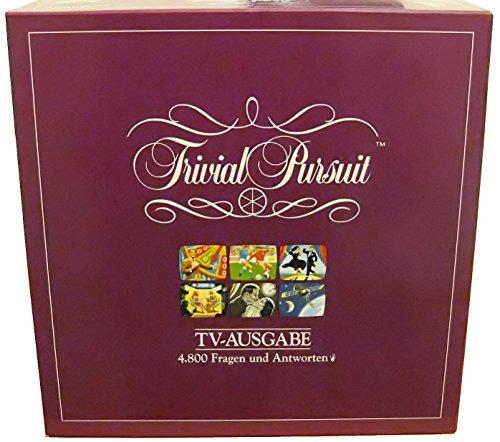 Trivial Pursuit. TV -Ausgabe.