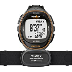Buy Timex Run Trainer GPS Watch With Heart Rate Monitor by Timex