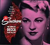 THE WARM SINGING STYLE OF JERI SOUTHERN - THE COMPLETE DECCA YEARS 1951-1957(5CD+40PAGE BOOKLET)