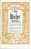 Witches' Almanac 1999