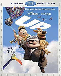 Up (Five-Disc Combo: Blu-ray 3D/ Blu-ray/ DVD + Digital Copy) from Walt Disney Video