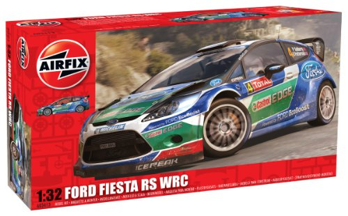 Airfix-A03413-Modellbausatz-Ford-Fiesta-WRC