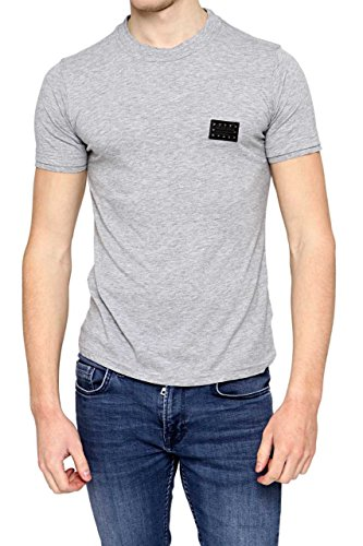 Philipp Plein Herren Shirt T-Shirt , Farbe: Grau, Größe: S thumbnail