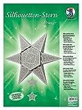 URSUS 33920000siluetas Estrella Orient, schreibwaren, 220g, Plata