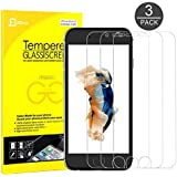 iPhone 6s Screen Protector, JETech® 3-Pack [3D Touch Compatible] Premium Tempered Glass Screen Protector Film for Apple iPhone 6 and iPhone 6s Newest Model 4.7