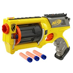 Funskool - Nerf N-Strike Maverick - Gun