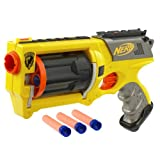 Nerf N-Strike Maverick - Colors May Vary ~ Nerf