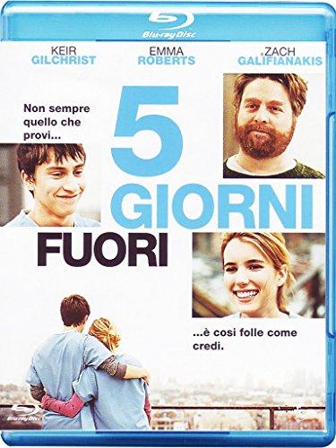5 giorni fuori [Blu-ray] [IT Import]