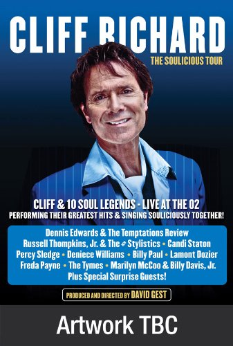 Cliff Richard - The Soulicious Tour (Special Edition)  [DVD]