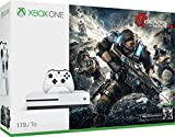 Xbox One S 1TB Console - Gears of War 4 Bundle(米国並行輸入品)