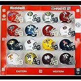 Riddell Pocket Pro SEC Revolution Pocket Pro 2012 Conference Set (16 Helmets)