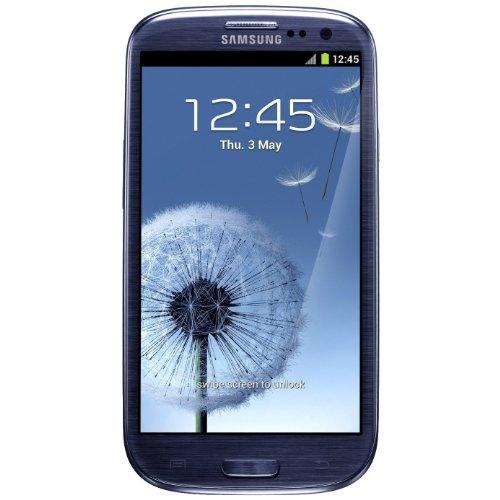Samsung Galaxy S III / S3 Unlocked GSM Smart Phone (Pebble Blue)