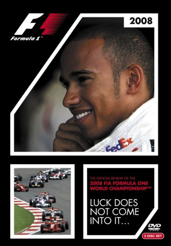 Formula One Season Review 2008 [DVD]