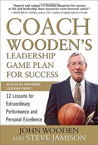 Coach Wooden's Leadership Game Plan for Success: 12...