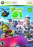 Xbox 360 Planet 51 / Game [DVD AUDIO]