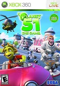 Amazon.com: Planet 51 - Xbox 360: Video Games