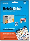 RESCUE - Reusable Stickers for your Bricks