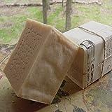 Limited Edition Natural Oatmeal And Mango Butter Handmade Natural Soap Bar -Aged 14 Oz Bar ~ Natural Handcrafted...