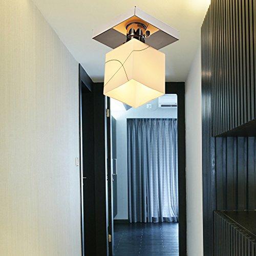 Oofay light simple and elegant 1 head aisle light modern - Lamparas de pasillo ...