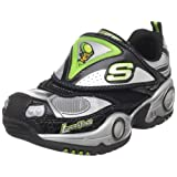 Skechers Kids' Ambit Space Car Lighted Shoe