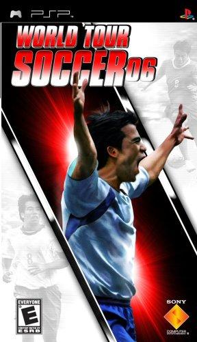 World Tour Soccer 06 - Sony PSP - 1