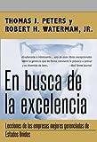 img - for En busca de la excelencia (Spanish Edition) book / textbook / text book