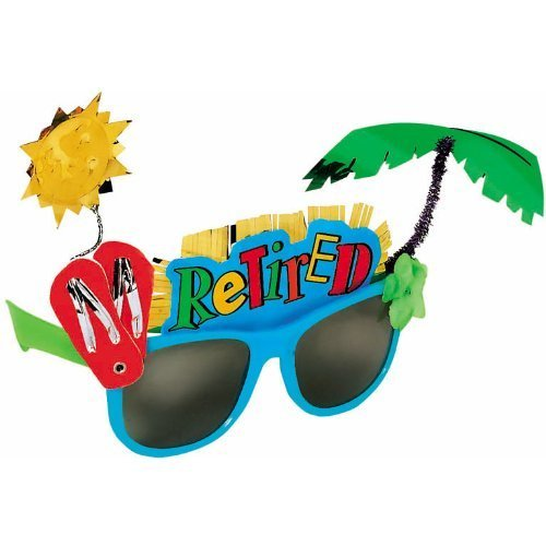 retirement sunglasses - 1