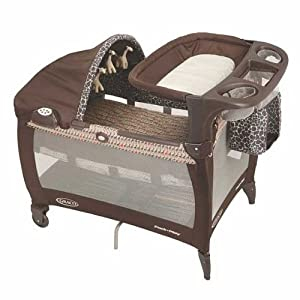 Amazon.com: Graco Swept Pack N Play Playard In Sahara: Baby