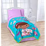 Disney Doc McStuffins Boo Boo Fleece Blanket