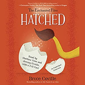 The Enchanted Files: Hatched Audiobook