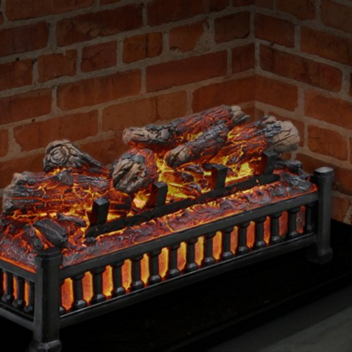 Pleasant Hearth Electric Log