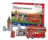 3D立体パズル ロンドン ツアー