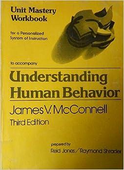 understanding human behavior through psychology Understanding basic human behaviors at work one of the earliest studies of human behavior at work was quite simply, on your understanding of human psychology.
