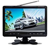 Worldtech Stand TV and Monitor 7 Inches with USB / Memory Card / Parking Camera Input Slots